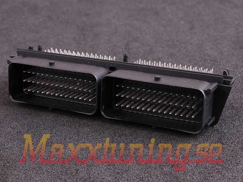 ecu connector 90 pin  ford gt fic  maxxtuning ab