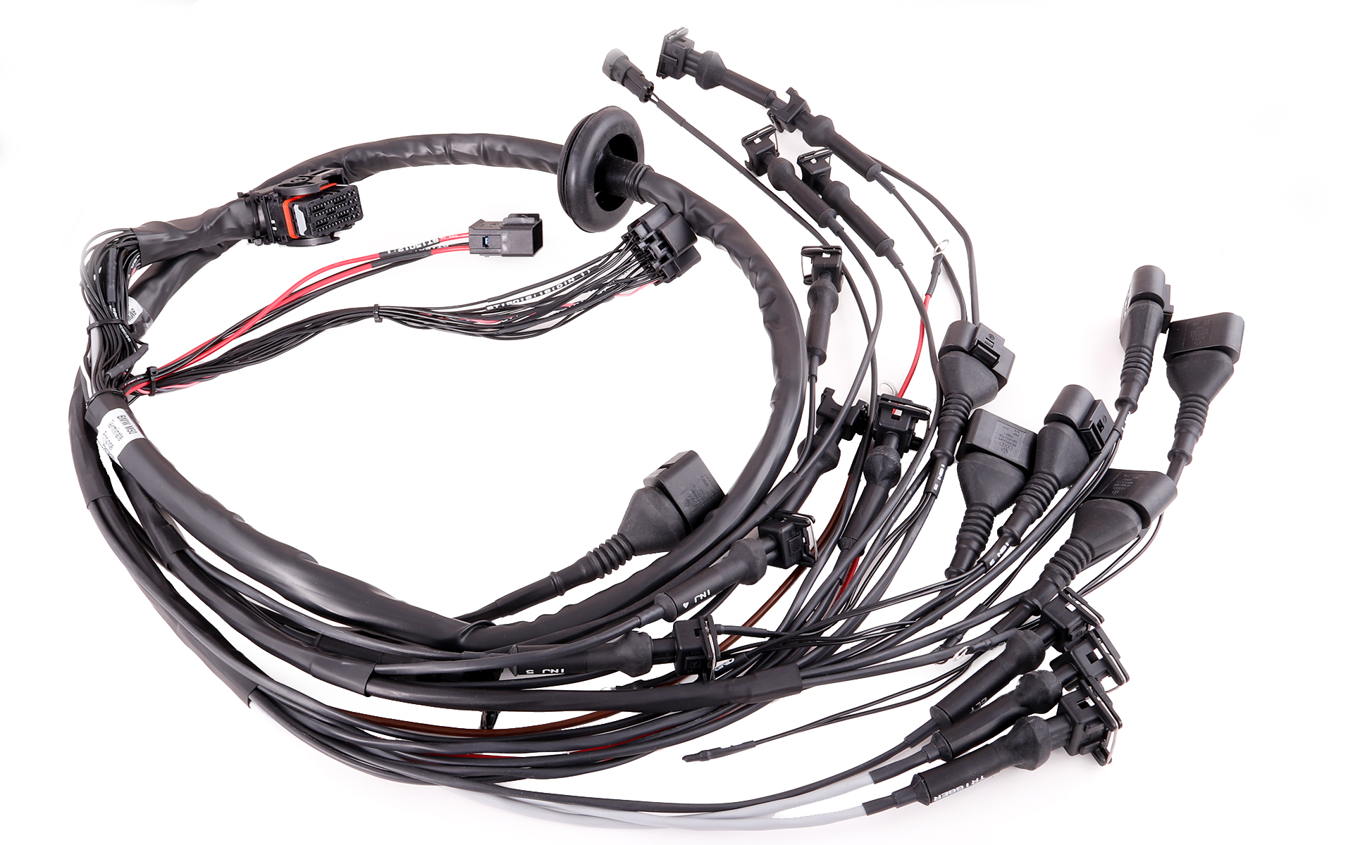Terminated engine harness - BMW M50