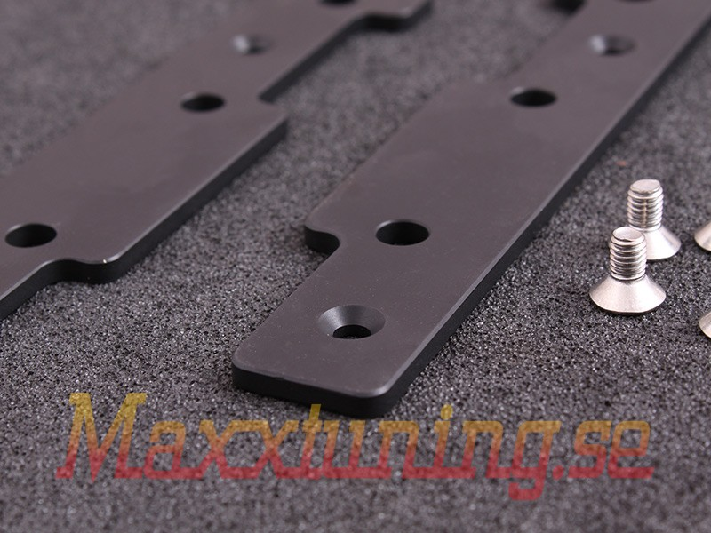 MaxxECU PRO mounting bracket list (kit of 2)