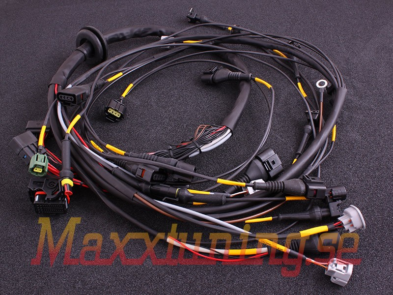 Excellent Terminated Engine Harness Toyota 2Jz Maxxtuning Ab Wiring Digital Resources Operpmognl