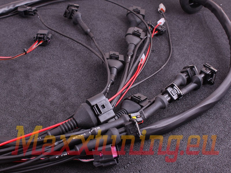 Terminated engine harness - Volvo T5 - Maxxtuning AB on dodge wiring harness, bass tracker wiring harness, lifan wiring harness, john deere diesel wiring harness, perkins wiring harness, winnebago wiring harness, case wiring harness, astro van wiring harness, jaguar wiring harness, chevy wiring harness, lexus wiring harness, maserati wiring harness, navistar wiring harness, yamaha wiring harness, hyundai wiring harness, mitsubishi wiring harness, piaggio wiring harness, porsche wiring harness, detroit diesel wiring harness, bbc wiring harness,