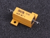 Resistors for Low-impedance injectors