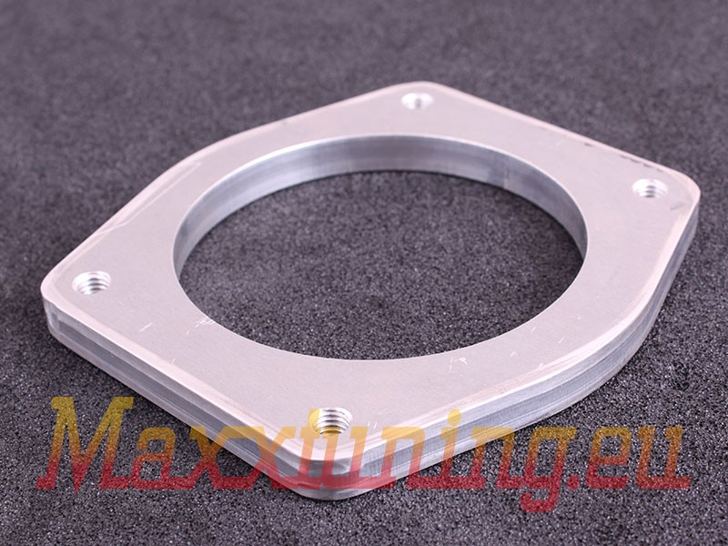 Welding flange aluminium LS7 E-Throttle body