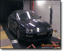 Chiptuning Honda Integra Type R - Orginal ECU