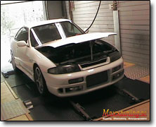 Tuning Nissan RB25 (2500cc) Greddy Emanage, , Bensin 95/98
