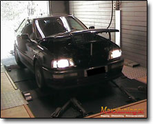 Tuning Audi S2 - Civinco SA 500
