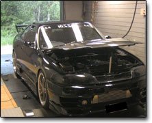 Tuning Nissan RB25 (2500cc) Apexi Power Fc, , Bensin 95/98