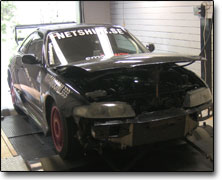 Tuning Nissan Skyline GTR - Apexi Power Fc