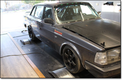 tuning 548whp volvo 240 turbo maxxecu maxxtuning ab. Black Bedroom Furniture Sets. Home Design Ideas