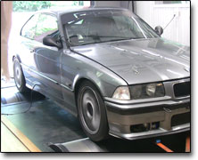 Tuning BMW Turbo - Vipec