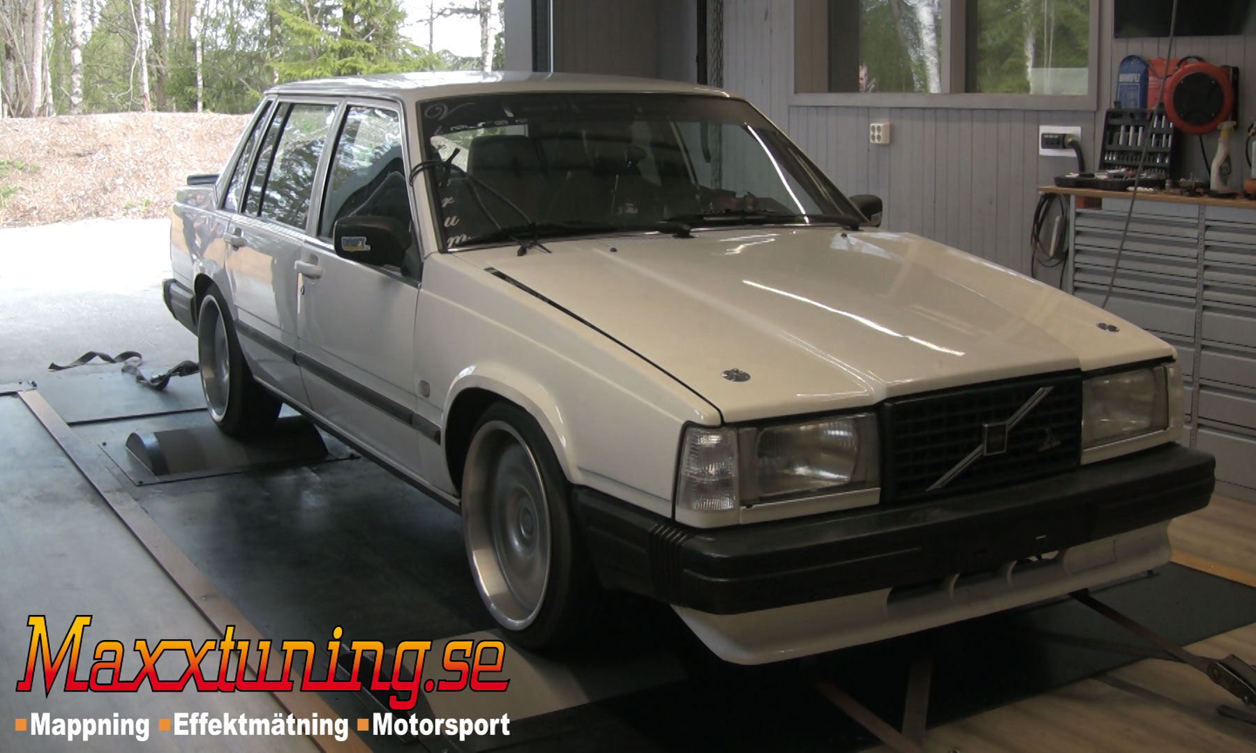tuning 510whp volvo 740 turbo vems maxxtuning ab. Black Bedroom Furniture Sets. Home Design Ideas