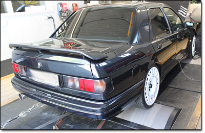 tuning 550whp ford sierra cosworth maxxecu maxxtuning ab. Black Bedroom Furniture Sets. Home Design Ideas