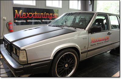 tuning 556whp volvo 740 turbo maxxecu v1 maxxtuning ab. Black Bedroom Furniture Sets. Home Design Ideas