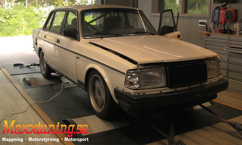tuning 474whp volvo 240 turbo maxxecu v1 maxxtuning ab. Black Bedroom Furniture Sets. Home Design Ideas