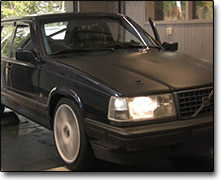 Tuning Volvo 940 Turbo - VEMS