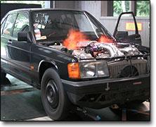 Tuning 1347whp Mercedes 190 Maxxecu V1 Maxxtuning Ab